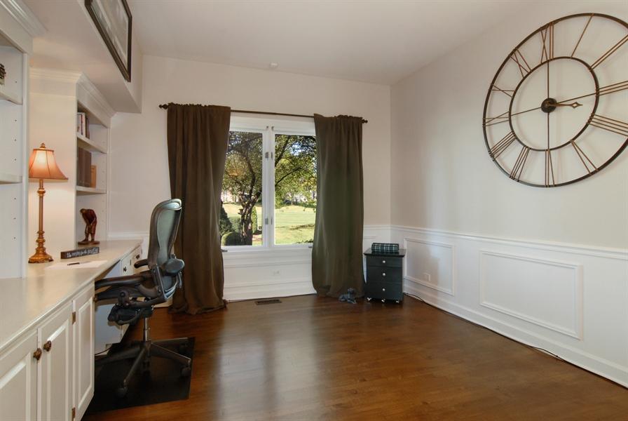 Real Estate Photography - 1090 Chadwick Court, Aurora, IL, 60502 - Den