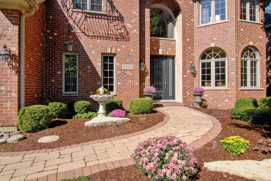 Real Estate Photography - 1090 Chadwick Court, Aurora, IL, 60502 - Front