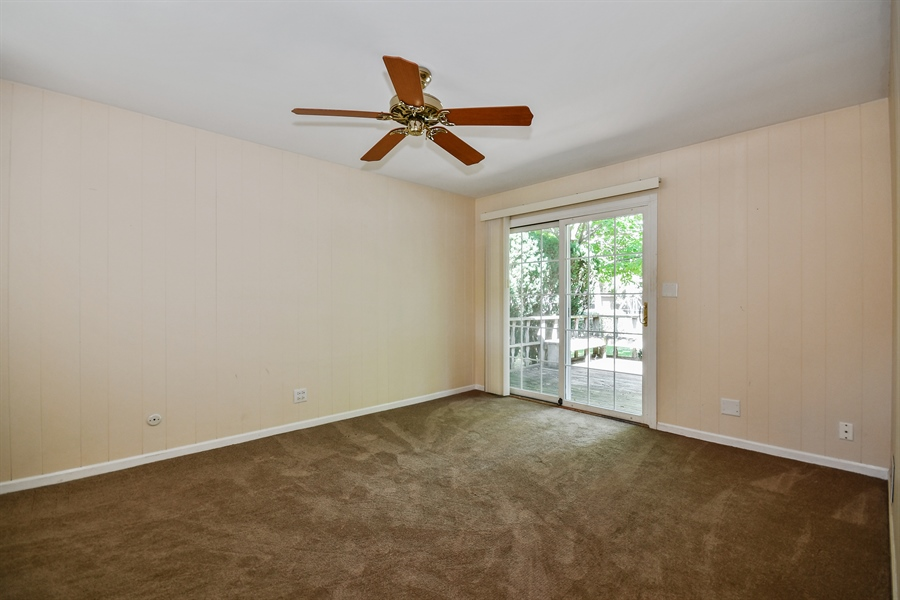 Real Estate Photography - 609 E. 8th Avenue, Naperville, IL, 60563 - 3rd Bedroom