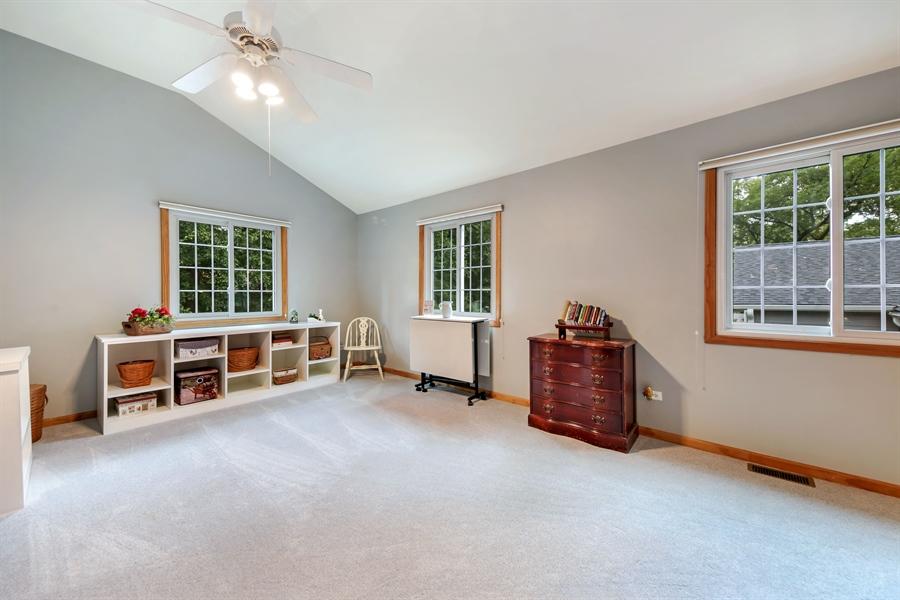 Real Estate Photography - 3S620 Mignin Drive, Warrenville, IL, 60555 - Bonus Room