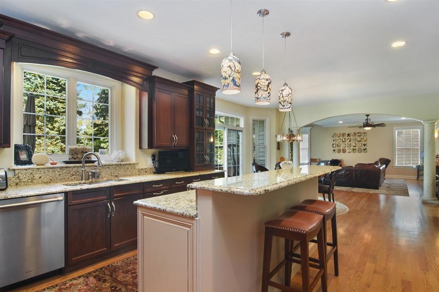 Real Estate Photography - 78 E. WILMETTE Avenue, Palatine, IL, 60067 - Kitchen