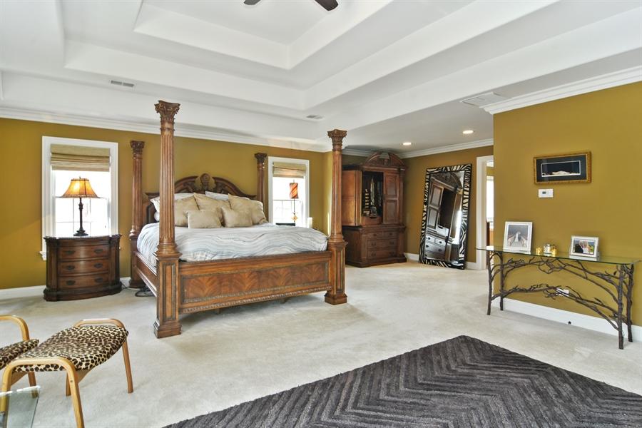 Real Estate Photography - 78 E. WILMETTE Avenue, Palatine, IL, 60067 - Master Bedroom
