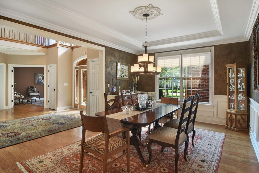 Real Estate Photography - 78 E. WILMETTE Avenue, Palatine, IL, 60067 - Dining Room