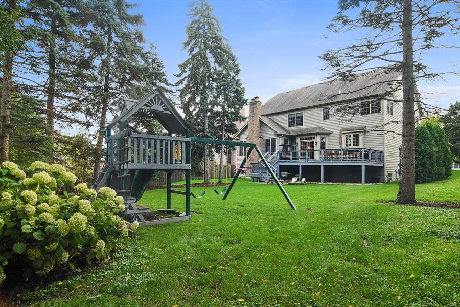 Real Estate Photography - 78 E. WILMETTE Avenue, Palatine, IL, 60067 - Back Yard