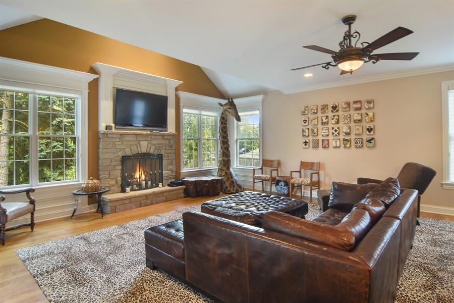 Real Estate Photography - 78 E. WILMETTE Avenue, Palatine, IL, 60067 - Family Room