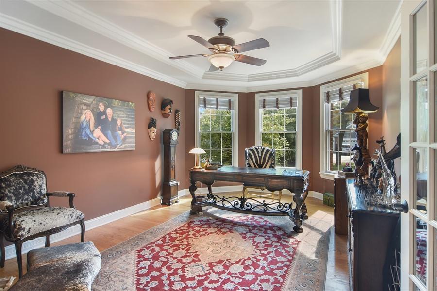 Real Estate Photography - 78 E. WILMETTE Avenue, Palatine, IL, 60067 - office