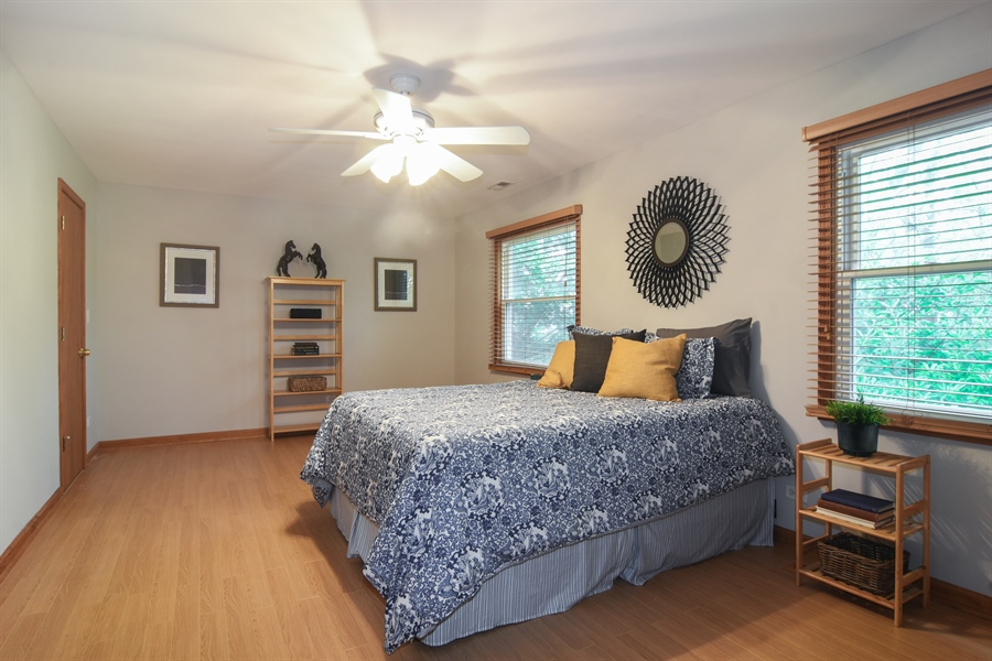 Real Estate Photography - 4997 Somerton Drive, Hoffman Estates, IL, 60010 - 2nd Bedroom