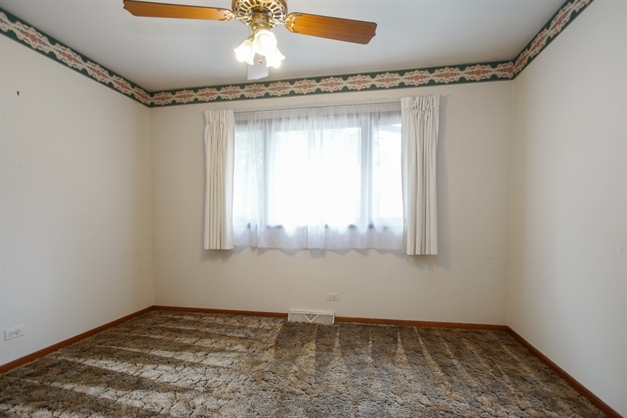 Real Estate Photography - 308 N. William Street, Mount Prospect, IL, 60056 - 3rd Bedroom