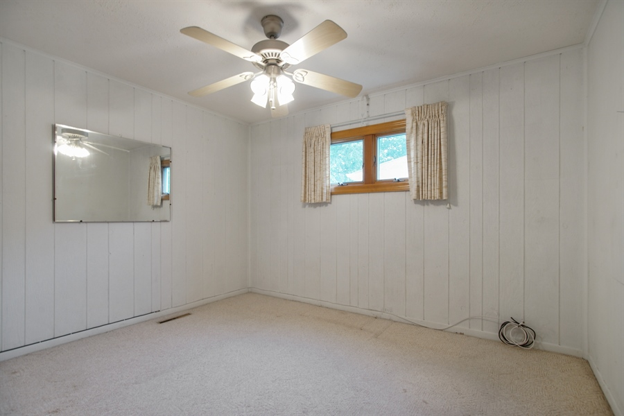 Real Estate Photography - 308 N. William Street, Mount Prospect, IL, 60056 - 2nd Bedroom