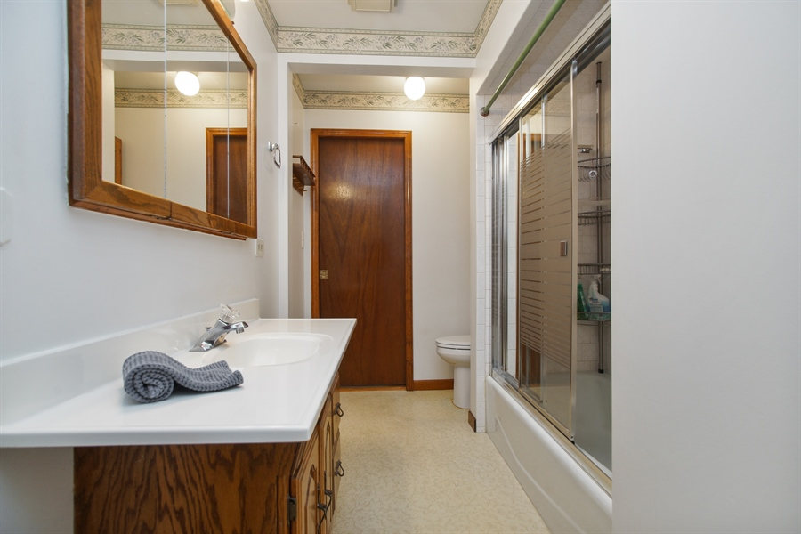 Real Estate Photography - 308 N. William Street, Mount Prospect, IL, 60056 - Bathroom