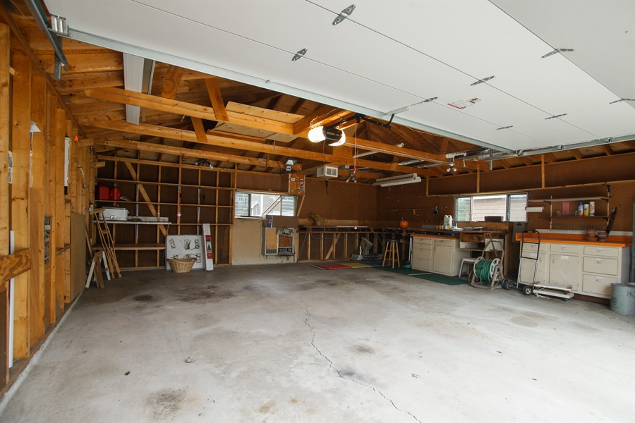 Real Estate Photography - 308 N. William Street, Mount Prospect, IL, 60056 - Garage