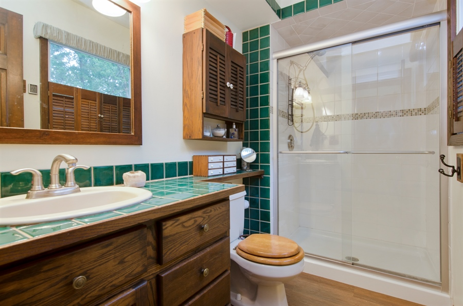 Real Estate Photography - 3813 Franklin Court, Crystal Lake, IL, 60014 - Master Bathroom