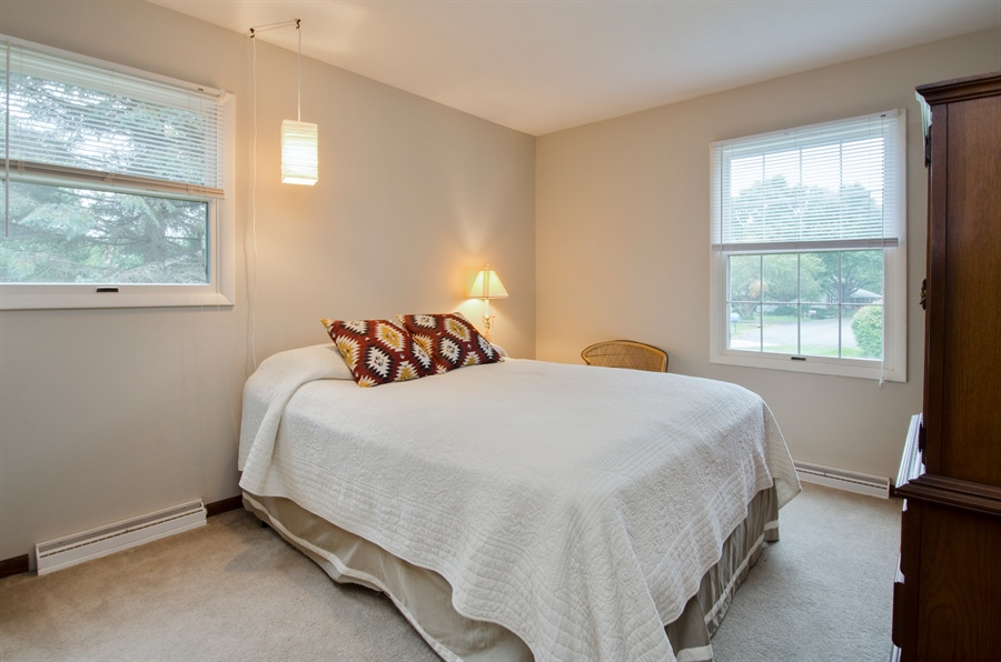 Real Estate Photography - 3813 Franklin Court, Crystal Lake, IL, 60014 - 2nd Bedroom