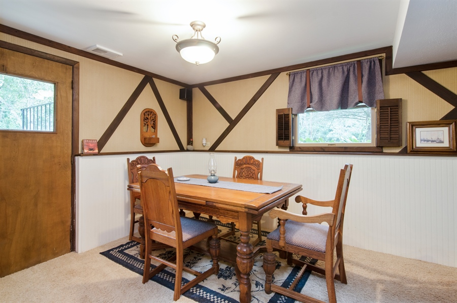Real Estate Photography - 3813 Franklin Court, Crystal Lake, IL, 60014 - Dining Room