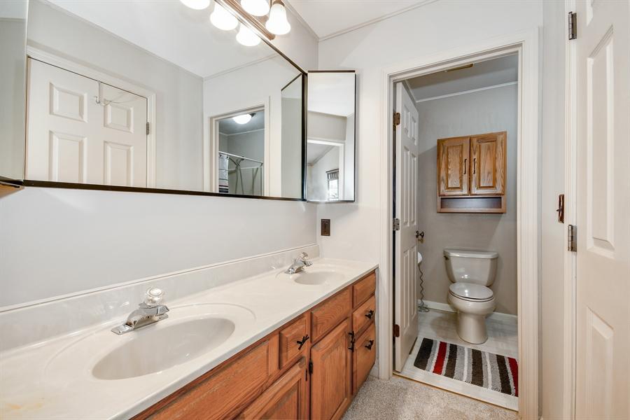 Real Estate Photography - 234 S. HARRISON Street, Unit 234, Geneva, IL, 60134 - Master Bathroom