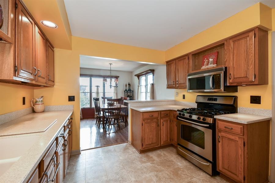 Real Estate Photography - 234 S. HARRISON Street, Unit 234, Geneva, IL, 60134 - Kitchen
