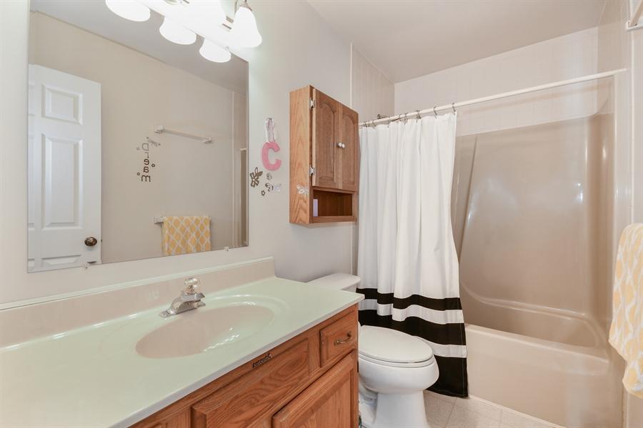 Real Estate Photography - 234 S. HARRISON Street, Unit 234, Geneva, IL, 60134 - 2nd Bathroom