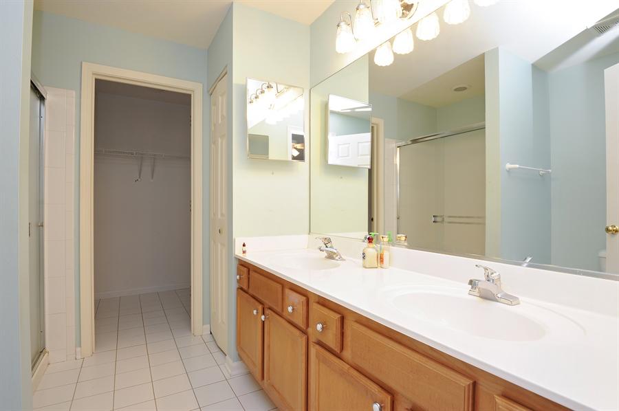 Real Estate Photography - 533 Willow Way, Lindenhurst, IL, 60046 - Master Bathroom
