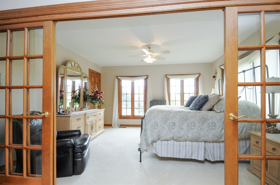 Real Estate Photography - 10615 Burnham Court, Naperville, IL, 60564 - 3rd Bedroom