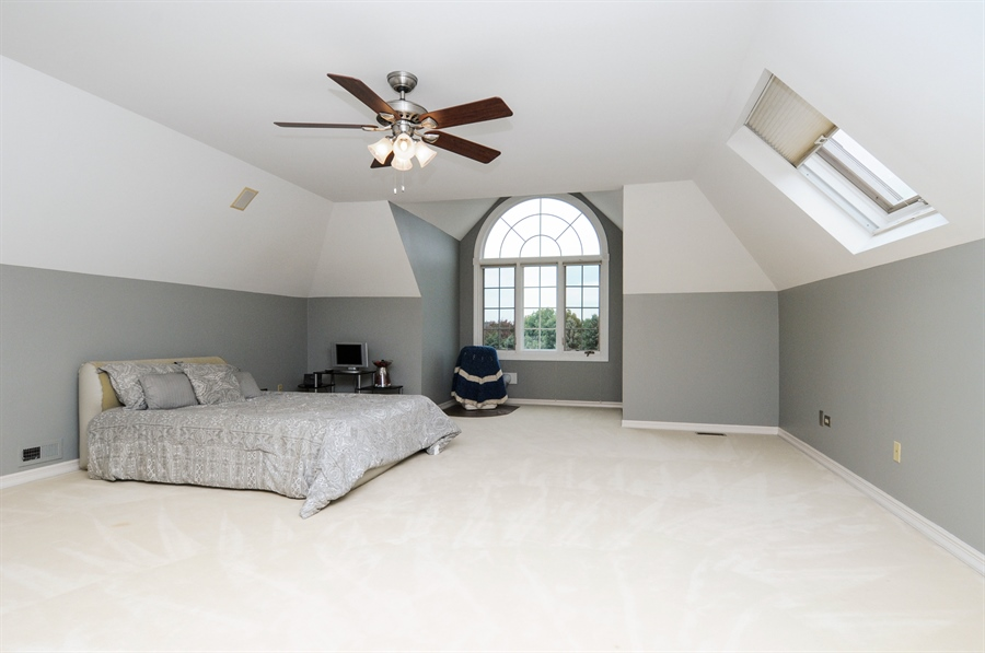 Real Estate Photography - 10615 Burnham Court, Naperville, IL, 60564 - 4th Bedroom