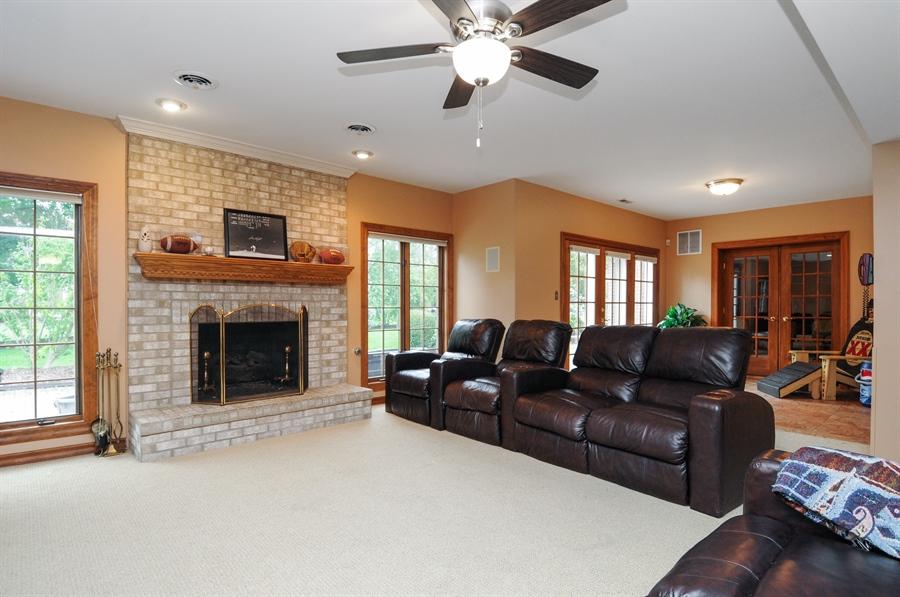 Real Estate Photography - 10615 Burnham Court, Naperville, IL, 60564 - Basement