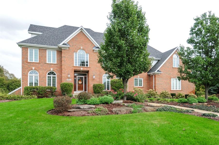 Real Estate Photography - 10615 Burnham Court, Naperville, IL, 60564 - Front View