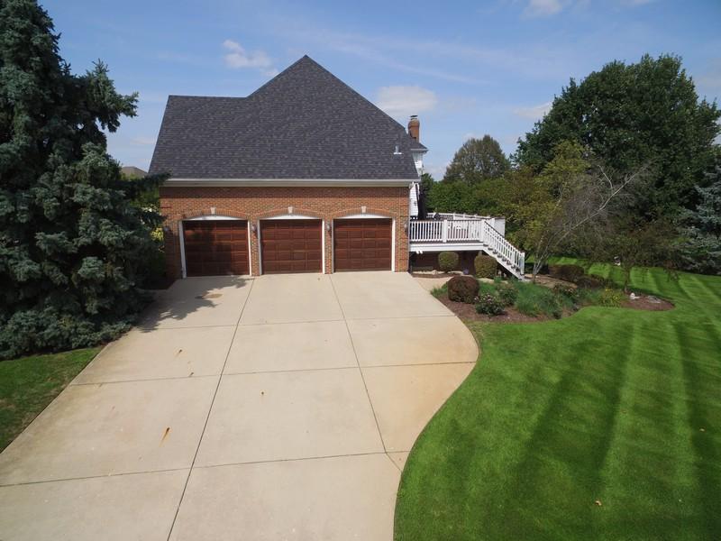 Real Estate Photography - 10615 Burnham Court, Naperville, IL, 60564 -