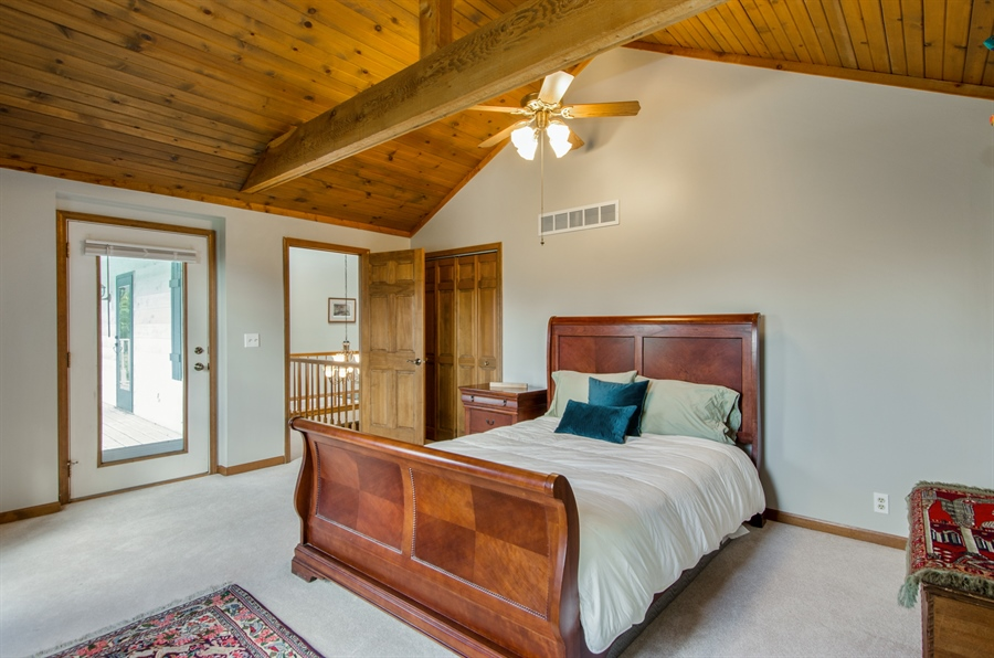 Real Estate Photography - 17N385 Binnie Lakes Trail, West Dundee, IL, 60118 - 2nd Bedroom