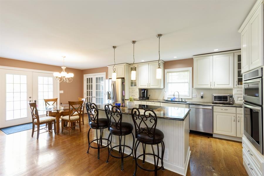 Real Estate Photography - 4040 N. Harvard Avenue, Arlington Heights, IL, 60004 - Kitchen / Breakfast Room