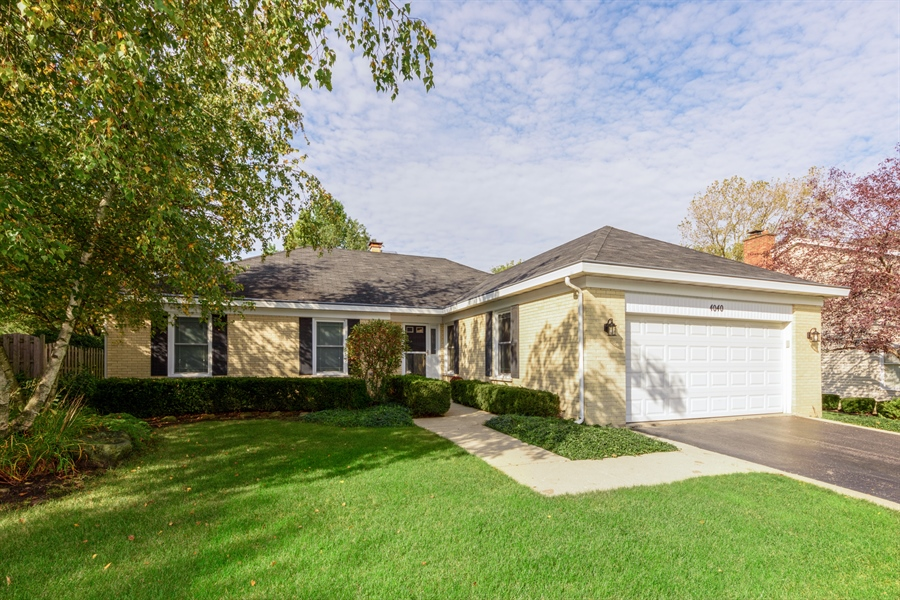 Real Estate Photography - 4040 N. Harvard Avenue, Arlington Heights, IL, 60004 - Front View