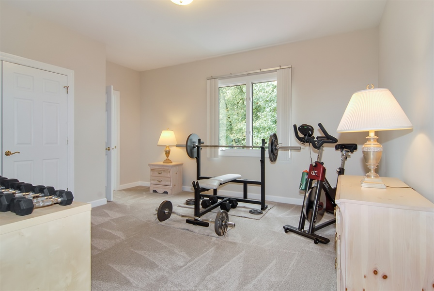 Real Estate Photography - 2321 SUTTON Lane, Aurora, IL, 60502 - 3rd Bedroom