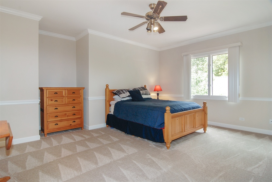 Real Estate Photography - 2321 SUTTON Lane, Aurora, IL, 60502 - 4th Bedroom