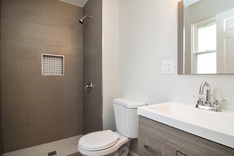 Real Estate Photography - 1065 N. Smith Street, Palatine, IL, 60067 - Master Bathroom