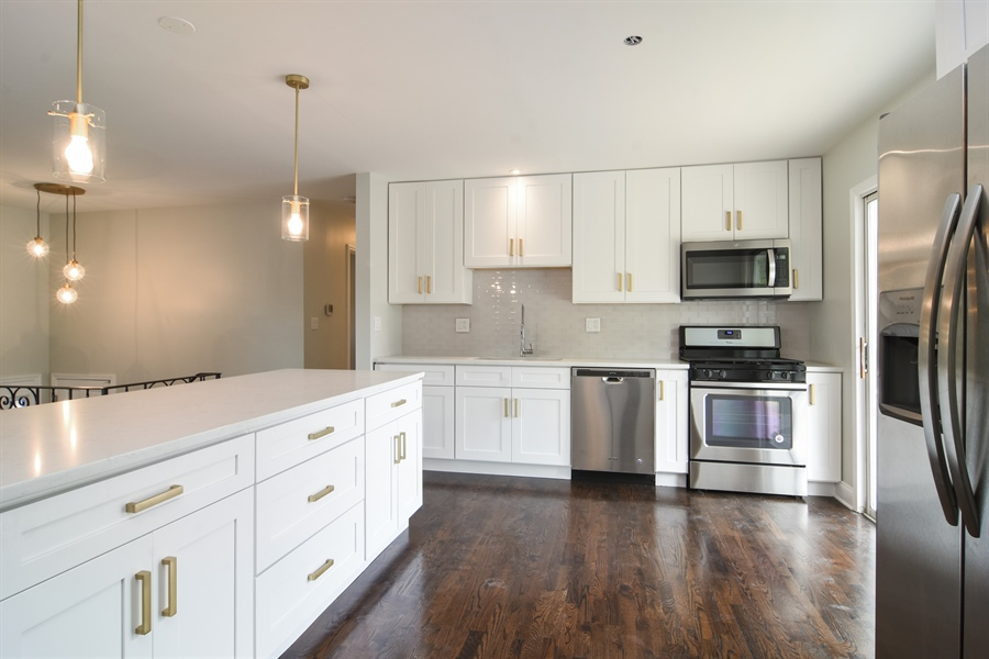 Real Estate Photography - 1065 N. Smith Street, Palatine, IL, 60067 - Kitchen