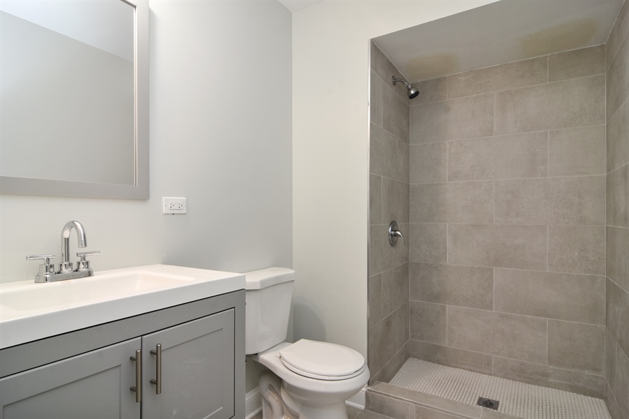 Real Estate Photography - 1065 N. Smith Street, Palatine, IL, 60067 - Bathroom 3
