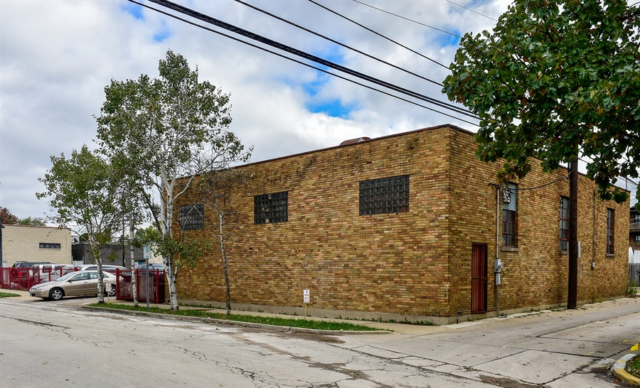 Real Estate Photography - 6321 West Roosevelt Rd, Berwyn, IL, 60402 - Rear View