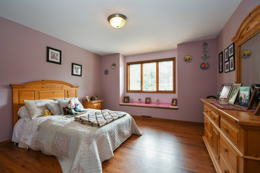 Real Estate Photography - 5620 171st Place, Tinley Park, IL, 60477 - 2nd Bedroom
