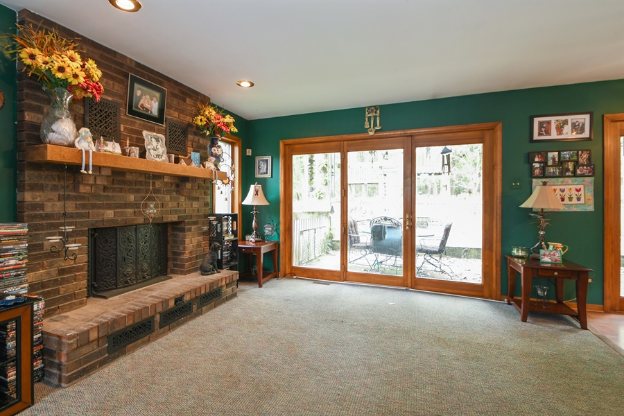Real Estate Photography - 5620 171st Place, Tinley Park, IL, 60477 - Family Room