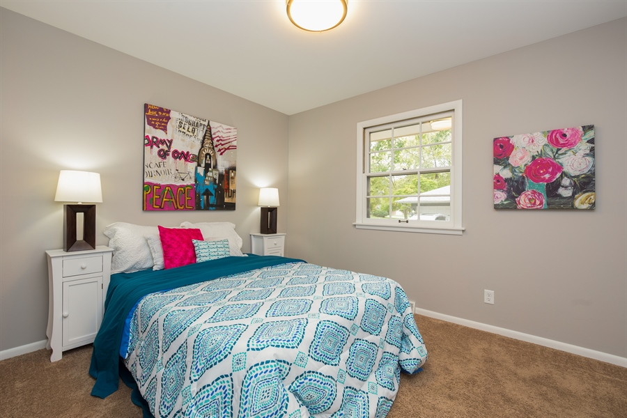 Real Estate Photography - 2279 Copley Street, Aurora, IL, 60506 - Bedroom