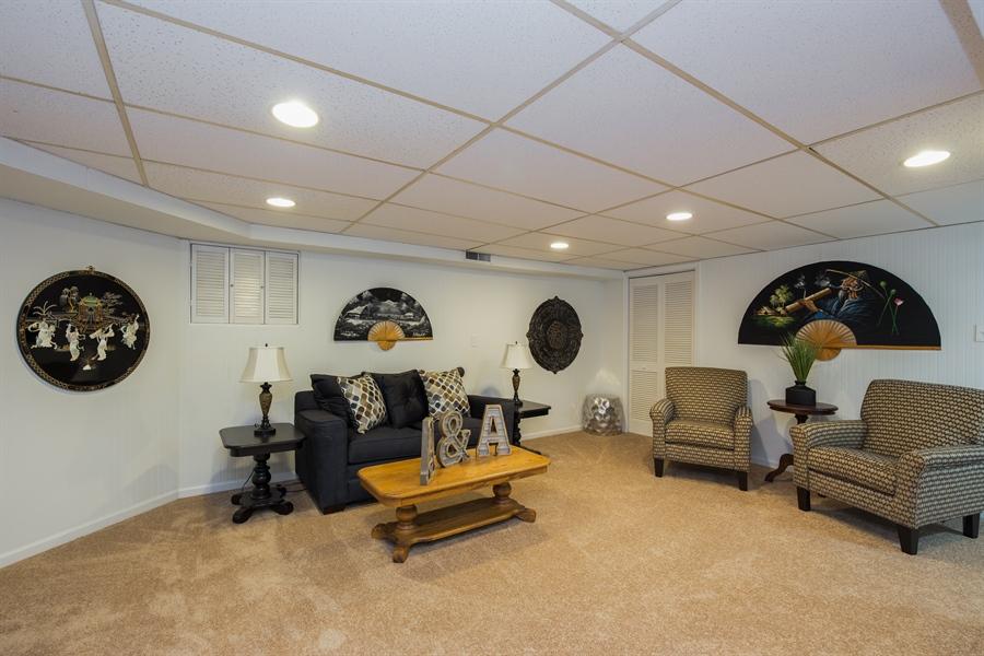 Real Estate Photography - 2279 Copley Street, Aurora, IL, 60506 - Basement
