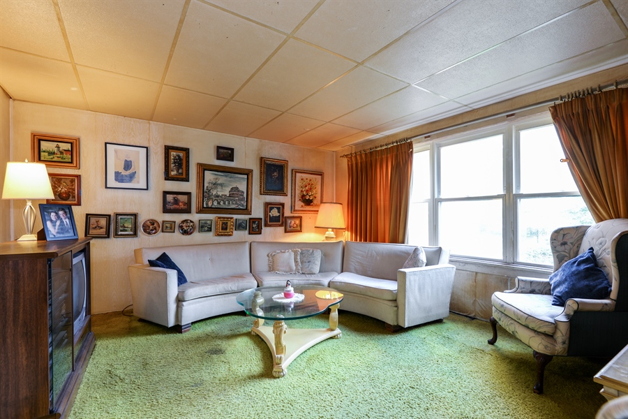 Real Estate Photography - 2011 W. Lunt Avenue, Chicago, IL, 60645 - Living Room