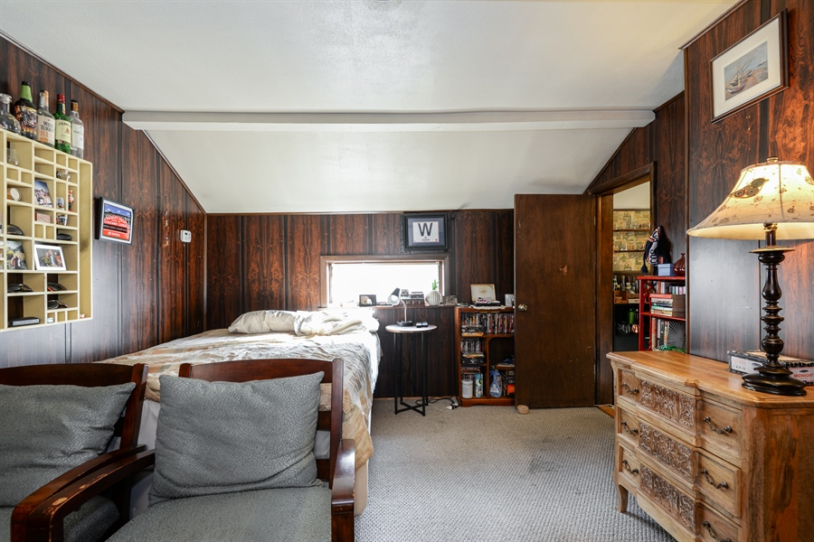 Real Estate Photography - 2011 W. Lunt Avenue, Chicago, IL, 60645 - Bedroom 3-2nd Floor