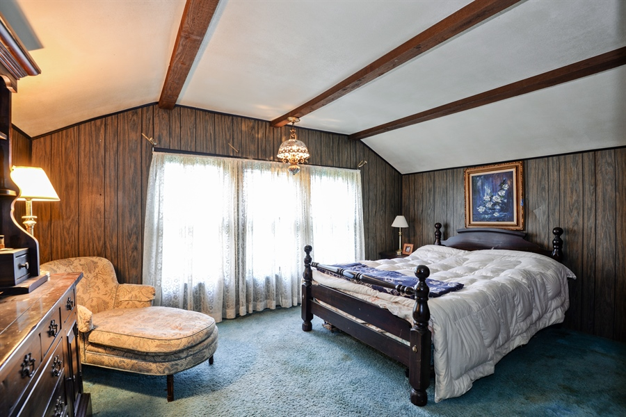 Real Estate Photography - 2011 W. Lunt Avenue, Chicago, IL, 60645 - Master Bedroom-2nd floor