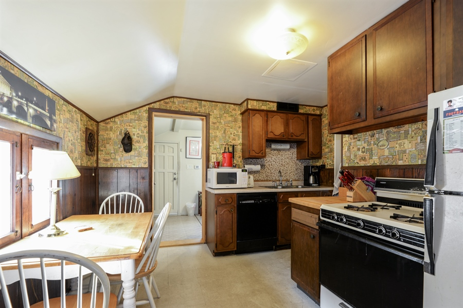 Real Estate Photography - 2011 W. Lunt Avenue, Chicago, IL, 60645 - Kitchen-2nd Floor