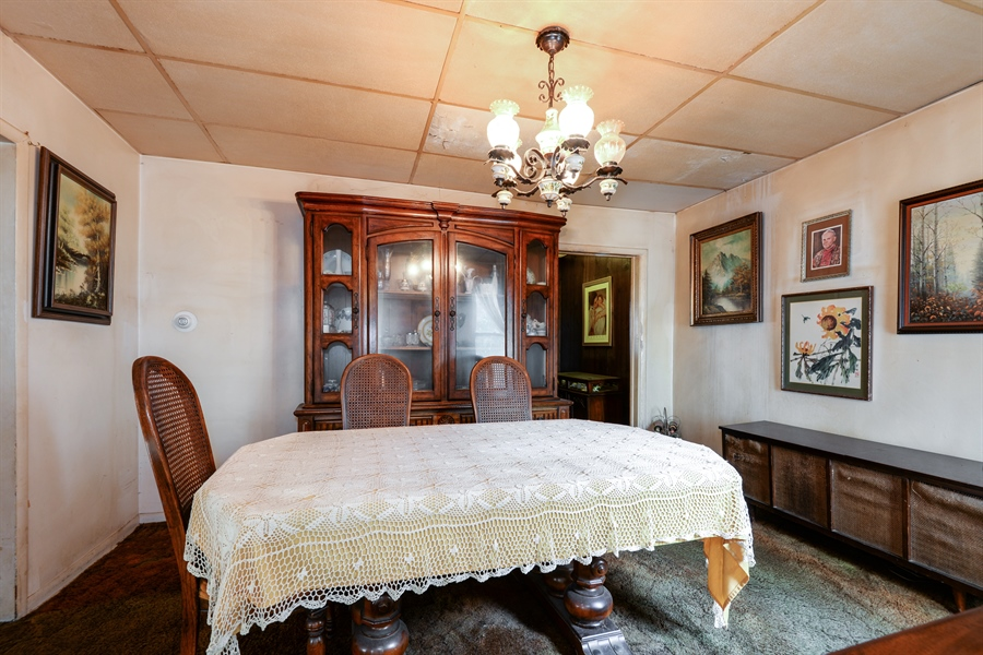 Real Estate Photography - 2011 W. Lunt Avenue, Chicago, IL, 60645 - Dining Room