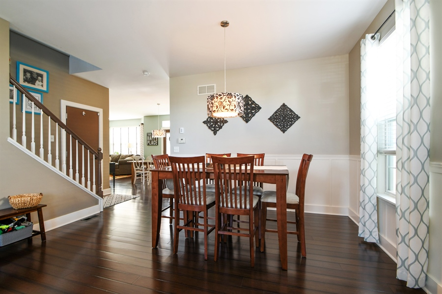 Real Estate Photography - 2710 Eastview Dr, Joliet, IL, 60432 - Dining Room