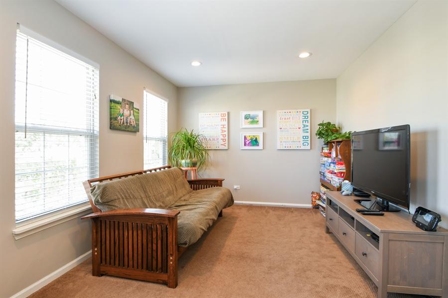 Real Estate Photography - 2710 Eastview Dr, Joliet, IL, 60432 - Loft