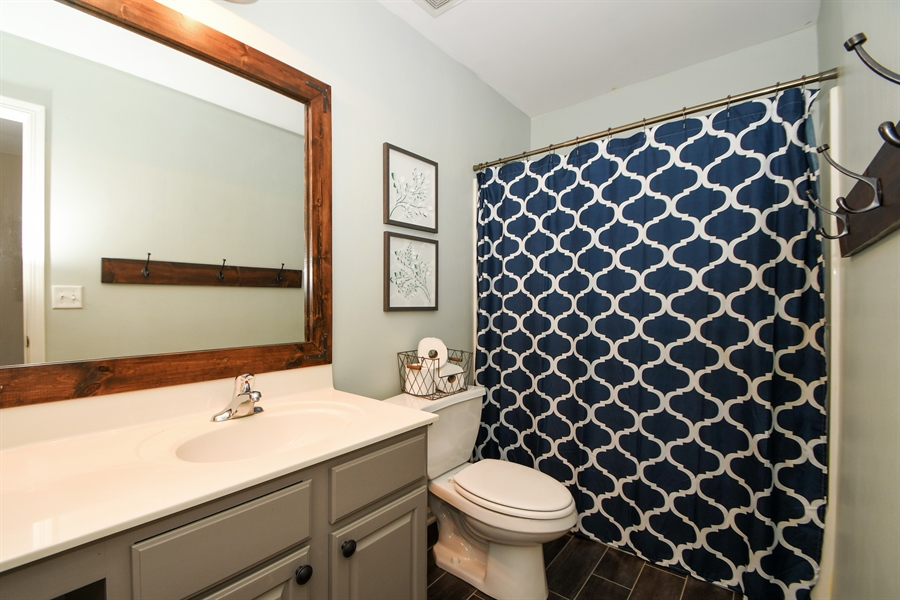 Real Estate Photography - 2710 Eastview Dr, Joliet, IL, 60432 - Bathroom