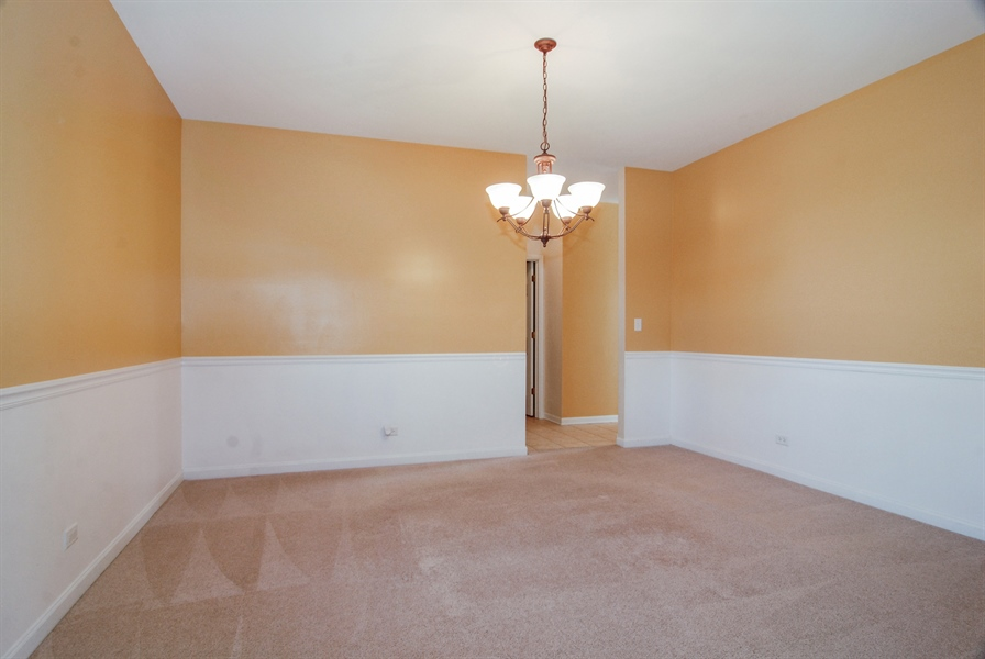 Real Estate Photography - 8210 Claridge Dr, Joliet, IL, 60431 - Dining Area