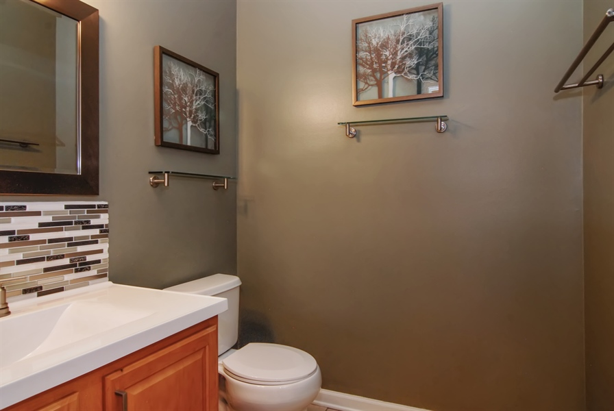 Real Estate Photography - 8210 Claridge Dr, Joliet, IL, 60431 - Bathroom